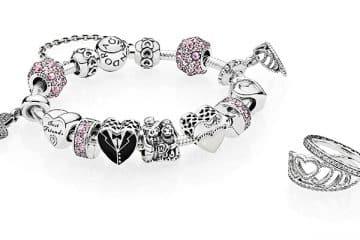 Pandora Jewellery for Bridesmaids