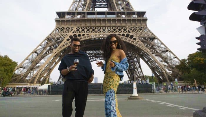 DAVID AND BONANG RELIVES THE PARIS GOLDEN AGE – AN EXPERIENCE OF A LIFETIME