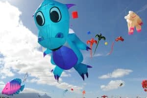 EMBRACE YOUR 'RIGHT TO FLY' AT AFRICA'S BIGGEST KITE FESTIVAL