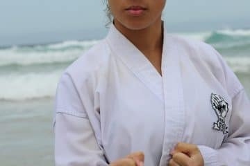 Golden haul by Madibaz karate star