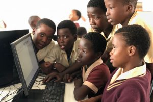 LELALANI PRIMARY SCHOOL BENEFITS FROM e4 COMPUTER CENTRE