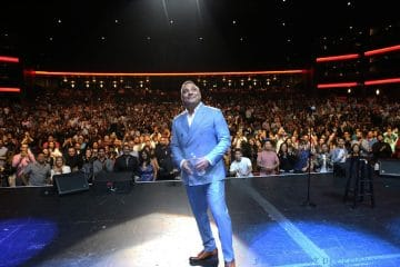 GLOBAL COMEDY SUPERSTAR RUSSELL PETERS TO PERFORM AT GRANDWEST IN MAY
