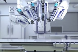 ROBOTIC SURGERY SET FOR HUGE GLOBAL GROWTH