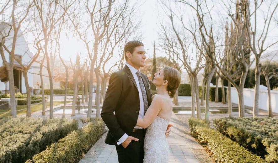 FRANSCHHOEK WINTER WINELANDS WEDDING AT GRANDE PROVENCE