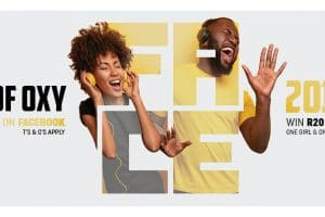 OXY LAUNCHES 2019 FACE OF OXY COMPETITION