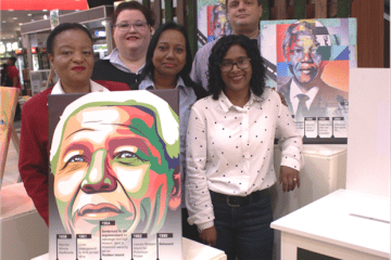 MUSGRAVE CENTRE BRINGS YOU A MANDELA DAY EXHIBIT