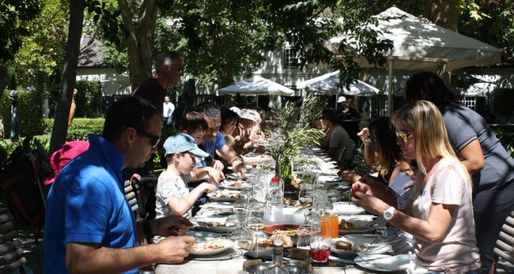 HERITAGE DAY BRAAI FEAST AT GRANDE PROVENCE