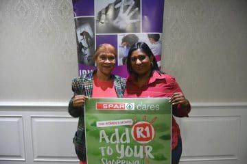 SPAR CALLS FOR R1 DONATION THIS WOMEN'S MONTH