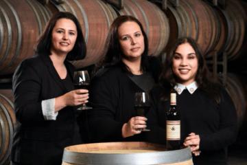 ZONNEBLOEM'S POWERFUL ALL-WOMEN WINEMAKING TEAM