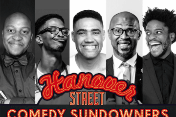 Get your monthly dose of laughter at GrandWest's Comedy Sundowners
