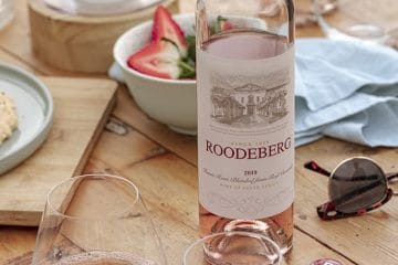 ROODEBERG EMBRACES SUMMER WITH NEW ROSÉ VINTAGE