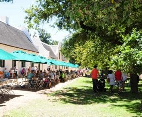 FAMILY FUN AT GROOT CONSTANTIA TO CELEBRATE FAMILY HISTORY MONTH