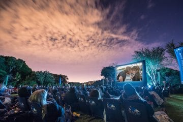 HELLO SUMMER - THE GALILEO OPEN AIR CINEMA RETURNS