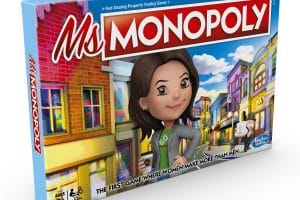 HASBRO INTRODUCES MS.MONOPOLY - FIRST GAME IN THE FRANCHISE THAT CELEBRATES WOMEN TRAILBLAZERS
