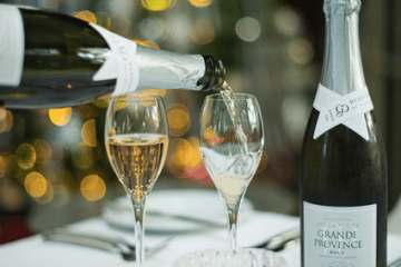 GRANDE PROVENCE RINGS IN THE FESTIVE SEASON