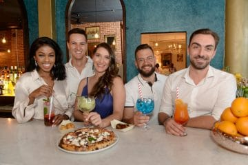 AUTHENTIC NEAPOLITAN-STYLE PIZZA COMES TO JOZI