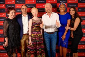 YES brings the youth agenda to Branson's 'Business is an Adventure'