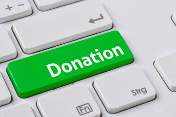 THE DIGITALISATION OF THE ECONOMY COULD CHANGE THE WAY WE DONATE TO CHARITY