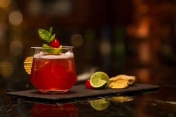 Get festive with drinks from the team at Cape Town's Best Address