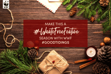 ENJOY A #WASTEFREEFESTIVE SEASON WITH WWF SA'S #GOODTIDINGS ADVENT CALENDAR