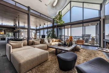 HEAD IN THE CLOUDS – THE JOYS OF PENTHOUSE LIVING