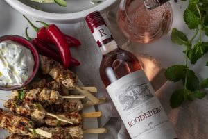 ROODEBERG ROSÉ – YOUR SEDUCTIVE VALENTINE