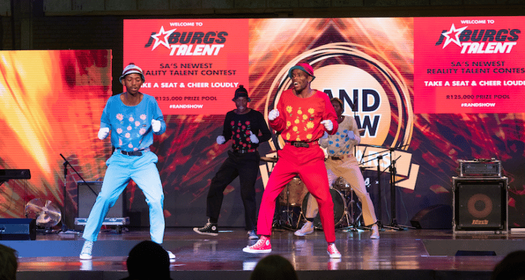 YOUR TURN TO WOW THE CROWDS AT JOBURG'S TALENT