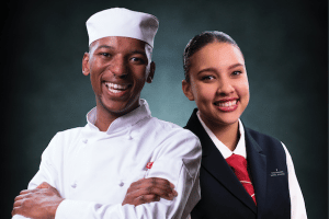 A career in hospitality can open doors across the world