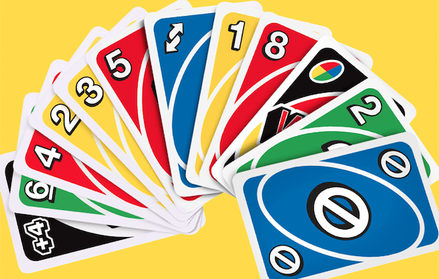 THIS EASTER…. DISCOVER 13 CREATIVE NEW WAYS TO PLAY UNO®!