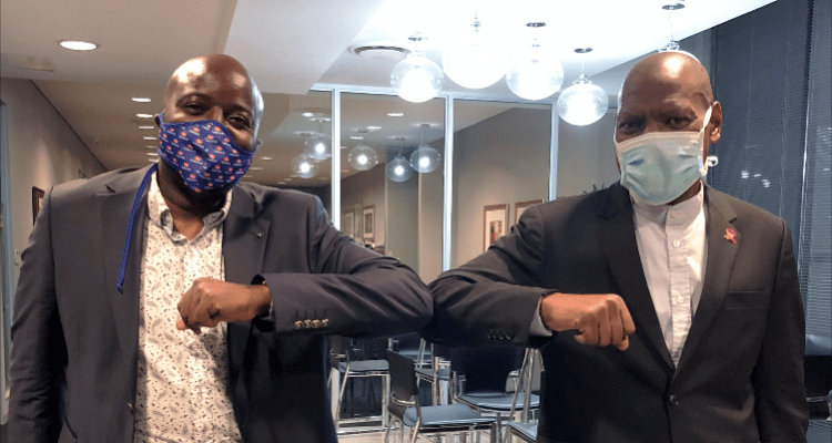 ENGEN FUELS FRONTLINE HEALTH WORKERS IN THE FIGHT AGAINST COVID-19