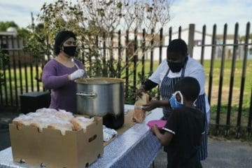 Charity begins @ home for Steenberg