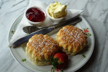 GRANNY LIL'S BUTTERMILK SCONES ARE A TEATIME TREAT