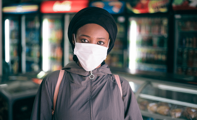 YOUR MASK-WEARING SURVIVAL GUIDE