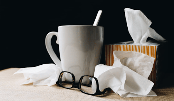 KEEP YOUR WINTER FLU OUT IN THE COLD