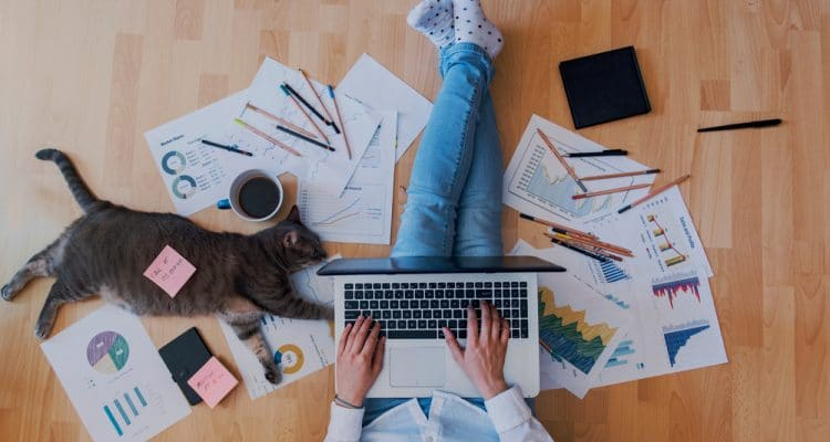 WORK FROM HOME HABITS OF EFFECTIVE PEOPLE