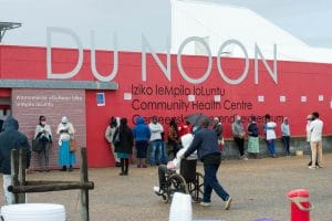 HELPING TO COOL THE DUNOON HOTSPOT