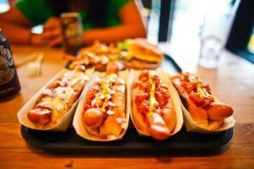 INTERNATIONAL HOT DOG DAY - CELEBRATING THE FAST FOOD FAVOURITE