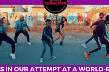 PUBLIC ART, PERFORMANCE AND AN INNER CITY-RUN ON WOMEN'S DAY IN JOHANNESBURG MARK THE LAUNCH OF A BID TO CREATE A WORLD RECORD TO CELEBRATE WOMEN'S MONTH!