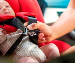 CHILD PASSENGER SAFETY WEEK RUNS FOR THE 4th YEAR IN A ROW IN SA