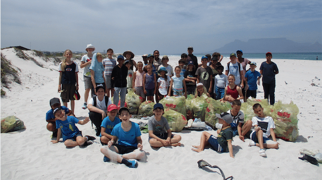 CITY CALLS ON RESIDENTS TO JOIN BEACH CLEAN UPS THIS MONTH