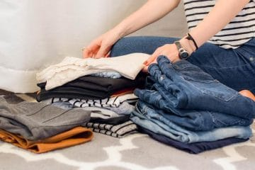 MAKE SURE YOUR FAVOURITE THREADS LAST WITH 3 CLEVER CLOTHING-CARE TIPS