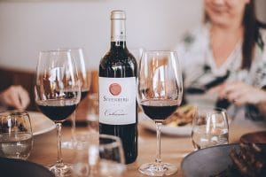 STEENBERG'S TRYN UNLOCKS ITS VINOTEQUE FOR LUNCH AND DINNER GUESTS