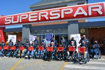 WHEELCHAIR WEDNESDAY SET TO REACH 1 200 DONATIONS