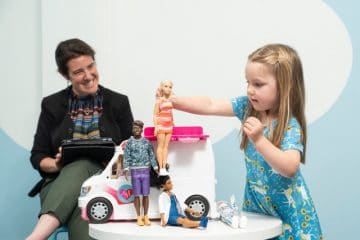 NEW STUDY SHOWS THAT PLAYING WITH DOLLS ALLOWS CHILDREN TO DEVELOP EMPATHY AND SOCIAL PROCESSING SKILLS