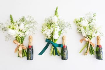 MOËT & CHANDON INVITES COUPLES THROUGHOUT AFRICA TO TIE THE KNOT WITH A GLAMOROUS MOËT MINIMONY TO REMEMBER