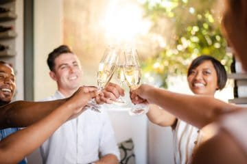 IT'S LUCKY FRIDAY THE 13TH AT STEENBERG'S BISTRO SIXTEEN82