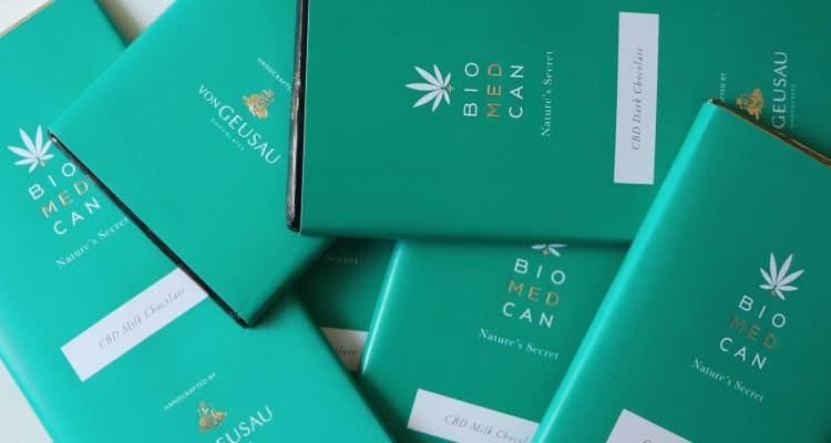 APPEASE YOUR SWEET TOOTH WHILST REAPING ALL OF THE GENERAL WELLBEING BENEFITS OF CBD