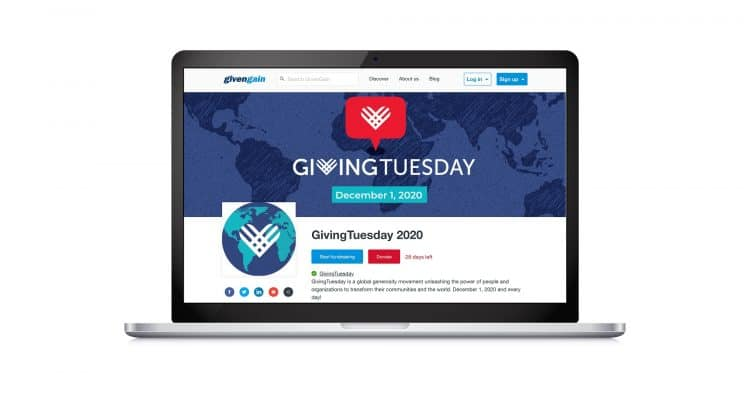 #GIVINGTUESDAYSA ENABLES SOUTH AFRICANS TO GIVE BACK LOCALLY AS PART OF A GLOBAL MOVEMENT
