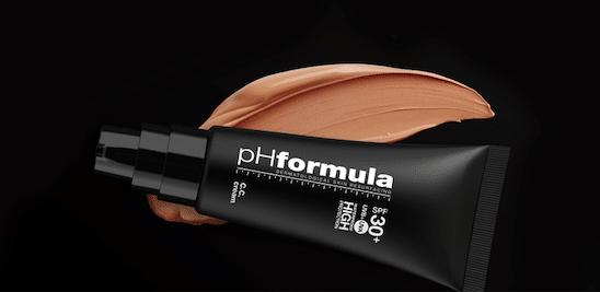 INTRODUCING THE PHFORMULA C.C. CREAM SPF 30+ DARK PLUS