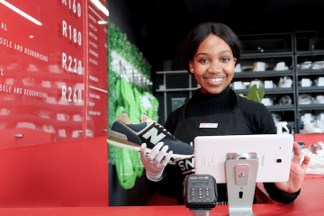 THE SNEAKER SHACK OPENS IN CAPE TOWN